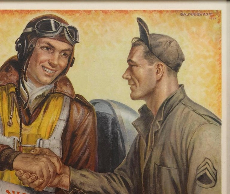 Army Air Forces Poster,