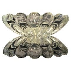 Seguso Centerpiece Murano Glass 1950, Italy
