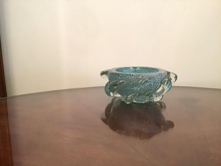 Other Seguso Smoke Set Murano Glass, 1940, Italy For Sale