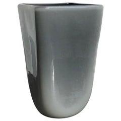 Seguso Vase Murano Glass, 1960, Italy