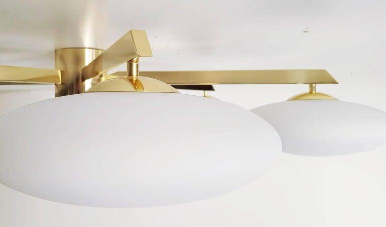 Contemporary Sei Flush Mount by Fabio Ltd  For Sale