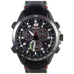 Seiko Astron GPS Solar Giugiaro Design Watch SSE037