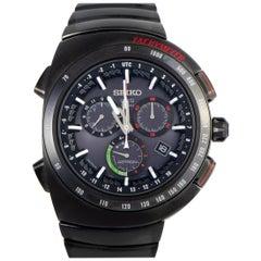 Seiko Astron GPS Solar Giugiaro Design Watch SSE121