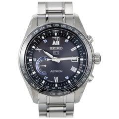 Seiko Astron GPS Solar Watch SSE117