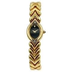 Seiko Ladies Dressy Gold Tone Watch SXNC68