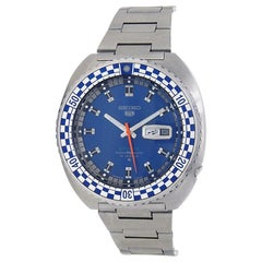 Seiko Rally Diver 6119-7173, Blue Dial, Certified and Warranty