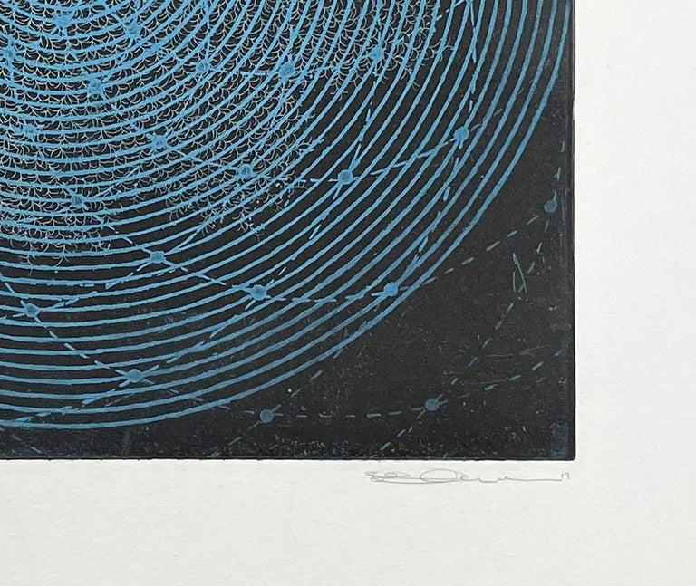 Fractal-fs-2b - Contemporary Print by Seiko Tachibana