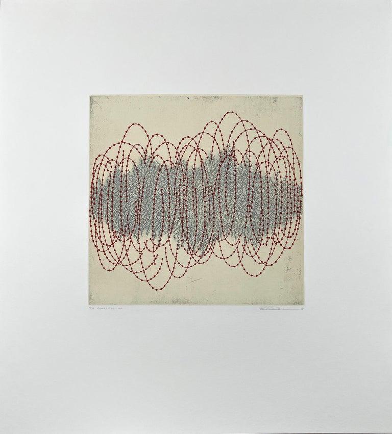 fractal-ssi-4a - Print by Seiko Tachibana