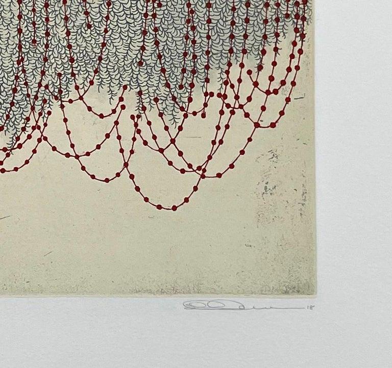fractal-ssi-4a - Contemporary Print by Seiko Tachibana