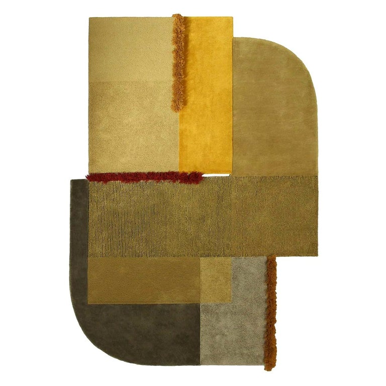 Selce #1 Rug by Studio Salaris For Sale