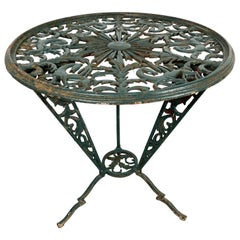 Seldom Seen Art Deco Occasional Table by Hagenauer for Rena Rosenthal