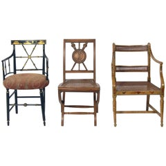 Selection of 19th Century French Chairs