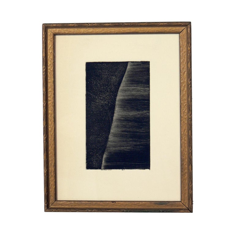 Selection of Abstract Modern Lithographs or Gallery Wall For Sale 1