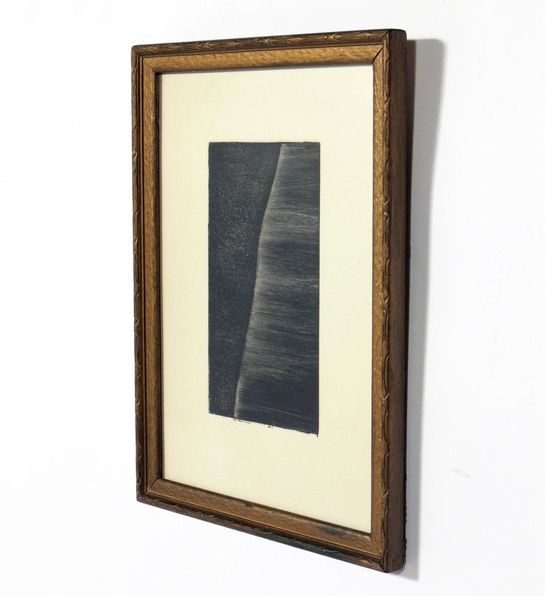 Selection of Abstract Modern Lithographs or Gallery Wall For Sale 2
