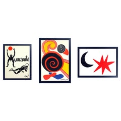 Selection of Alexander Calder Lithographs