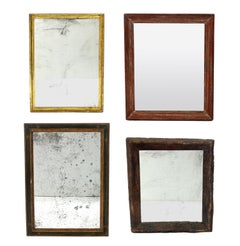Selection of Antiqued Gilt Mirrors