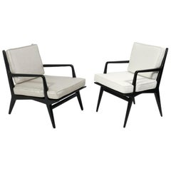 Selection of Carlo de Carli Chairs for Singer and Sons