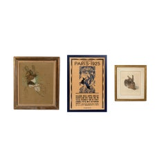 Selection of Early Modernist Art - Lautrec Durer et al