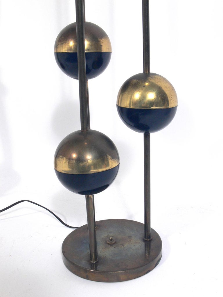 Mid-20th Century Selection of Italian Midccentury Lamps For Sale