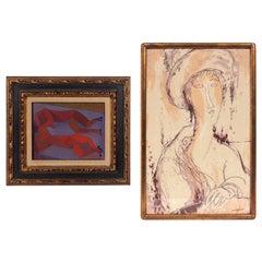 Selection of Modernist Art