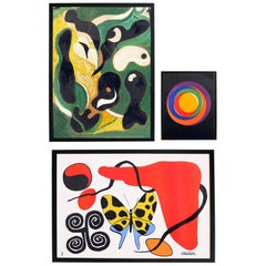 Selection of Modernist Art