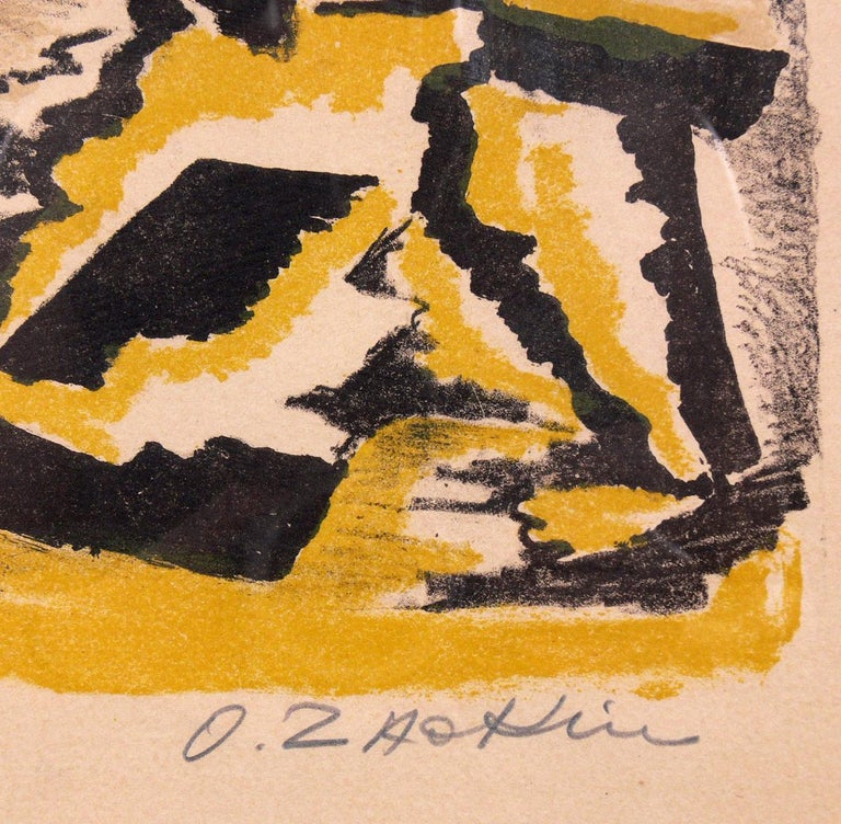 Selection of Modernist Art or Gallery Wall For Sale 2