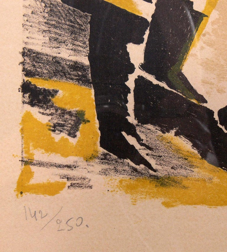 Selection of Modernist Art or Gallery Wall For Sale 3