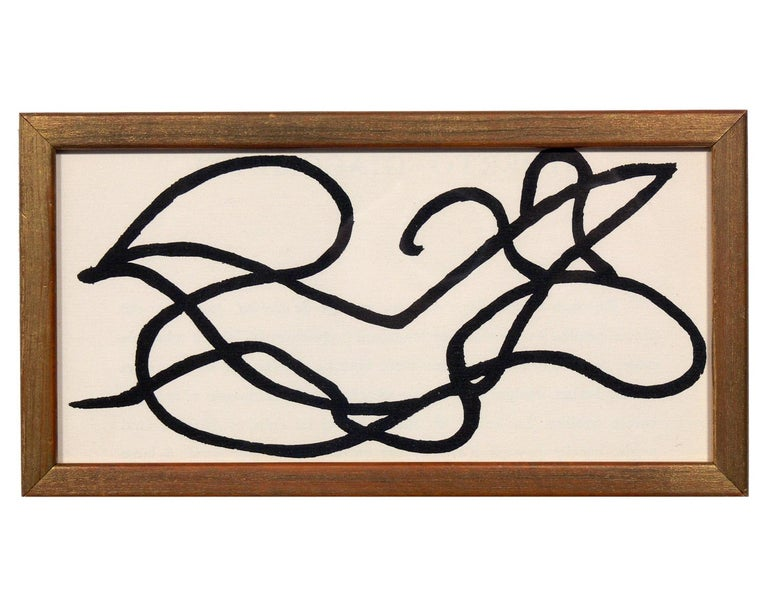 Mid-20th Century Selection of Modernist Art or Gallery Wall For Sale