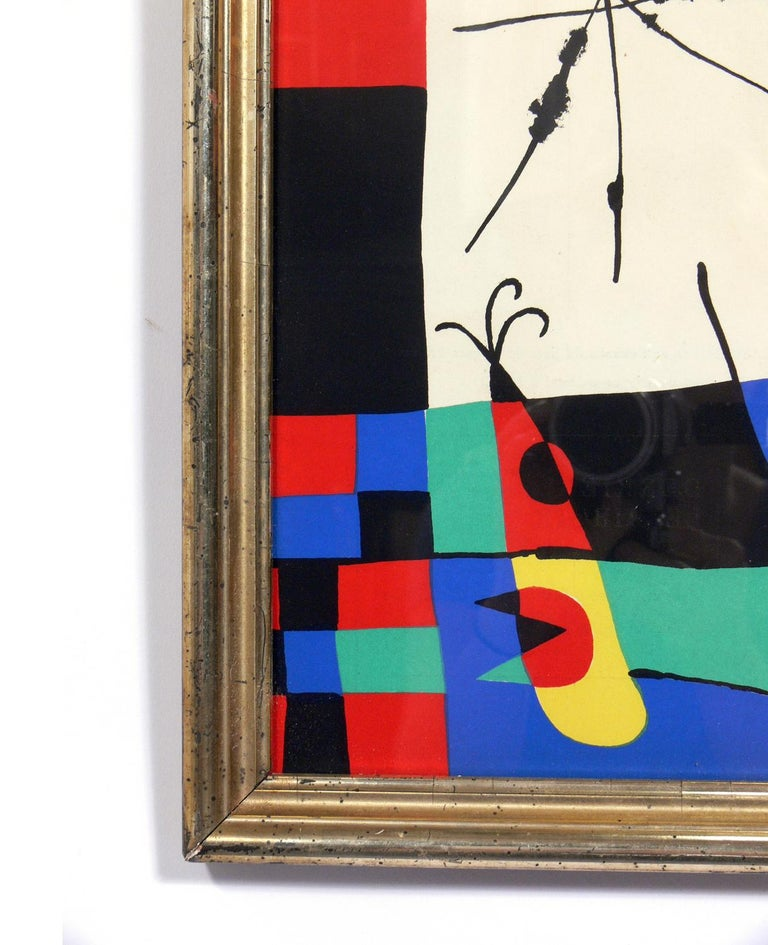 Selection of Modernist Lithographs In Good Condition For Sale In Atlanta, GA