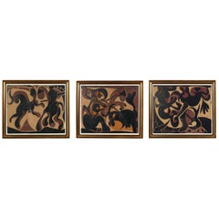 Selection of Pablo Picasso Lithographs