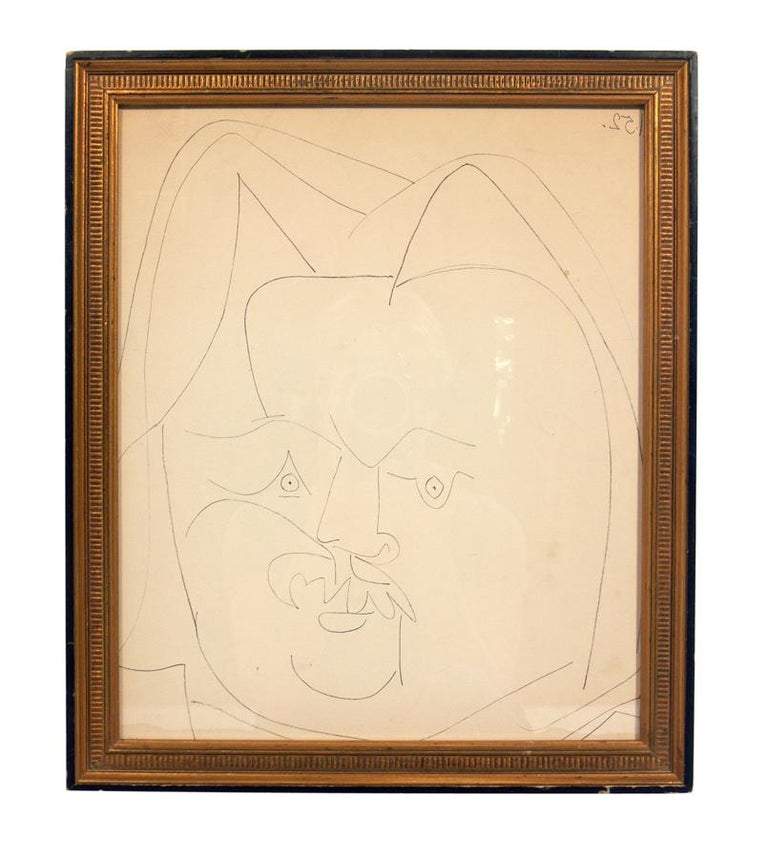 Selection of Pablo Picasso Portrait Lithographs In Good Condition For Sale In Atlanta, GA