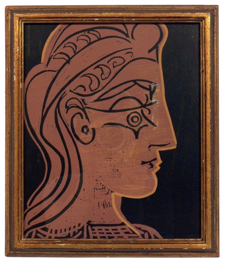 Selection of Pablo Picasso Portrait Lithographs For Sale 1