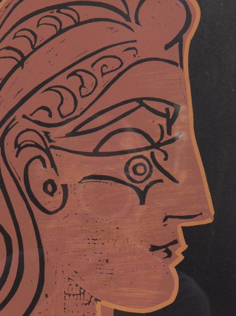 Selection of Pablo Picasso Portrait Lithographs For Sale 2
