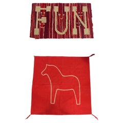 Selection of Playful Colorful Rugs