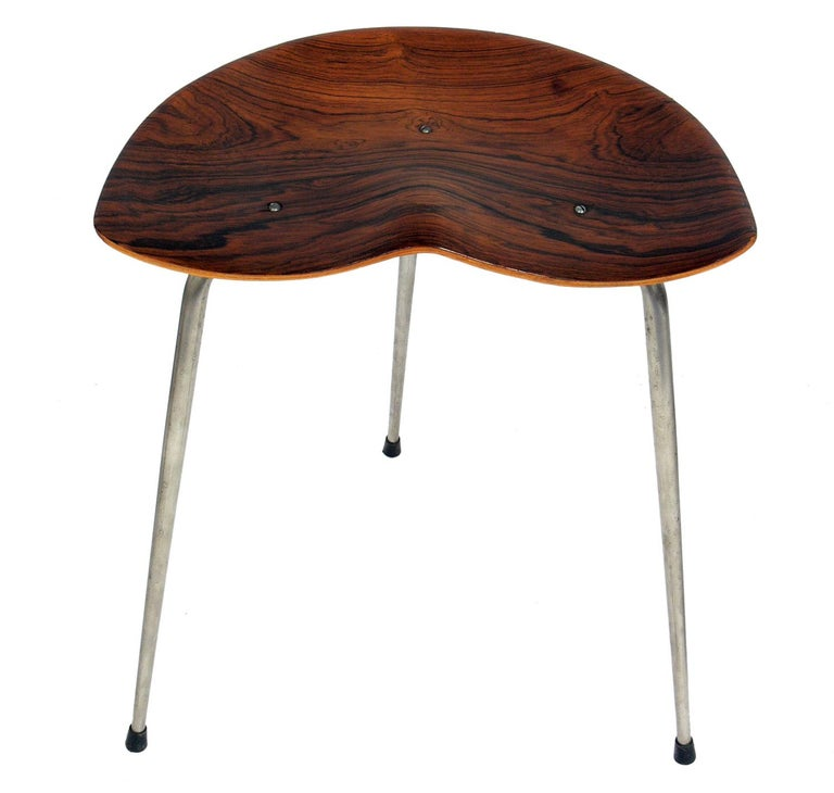 Danish Selection of Sculptural Stools For Sale
