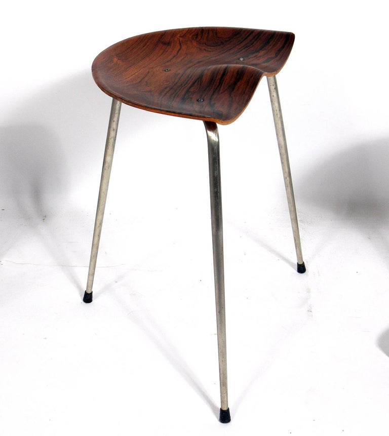 Selection of Sculptural Stools In Good Condition For Sale In Atlanta, GA