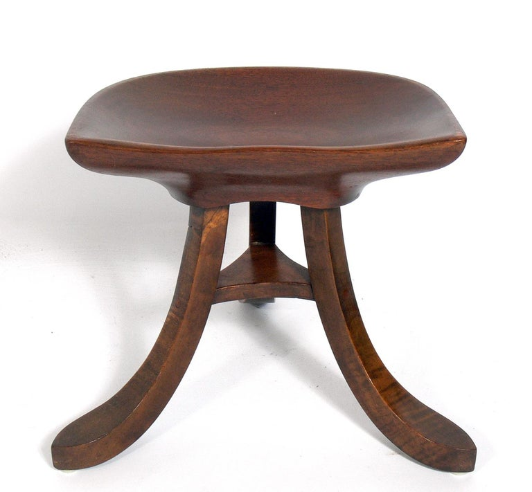 Mid-20th Century Selection of Sculptural Stools For Sale