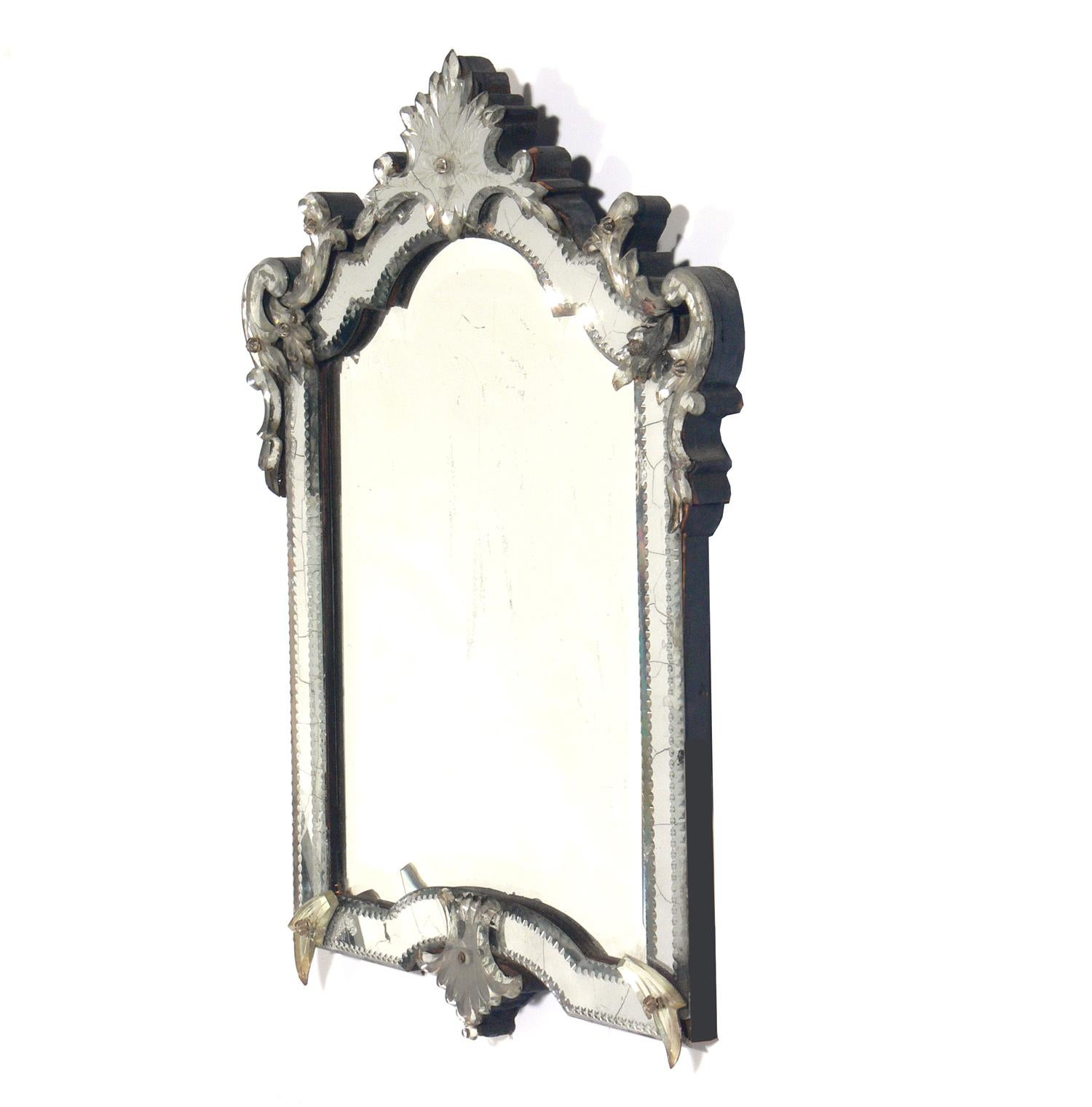 Selection Of Small Venetian Mirrors For Sale At 1stdibs