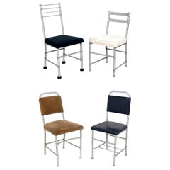 Selection of Warren McArthur Chairs