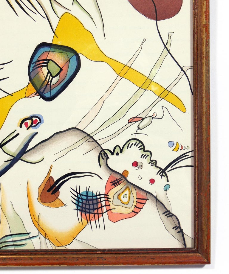 Selection of Wassily Kandinsky Lithographs For Sale 3