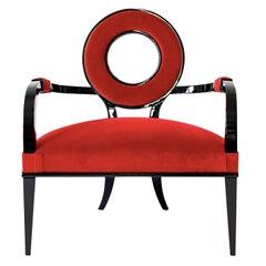 Selene Armchair by G. Ventura