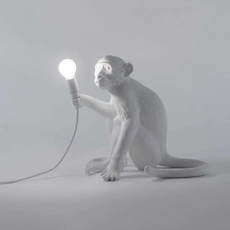 Seletti Resin Lamp