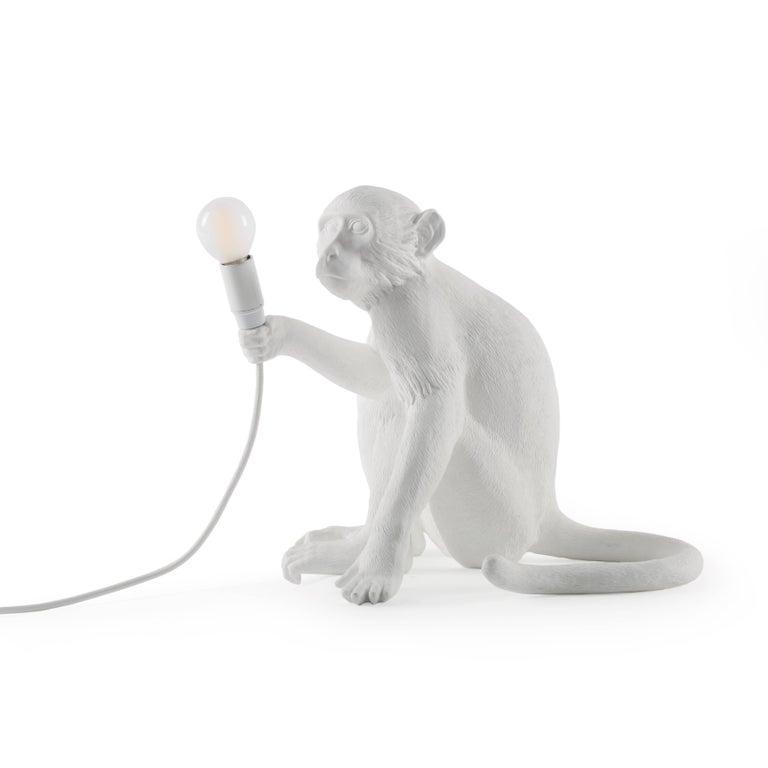 Chinese Seletti Resin Lamp