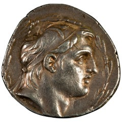 Seleucid Kingdom, Demetrius I Soter '162-150 BCE' Silver Tetradrachm