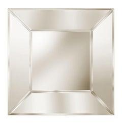 Selfie Small Beveled Bronze Mirror by Roberto Cavalli Home Interiors