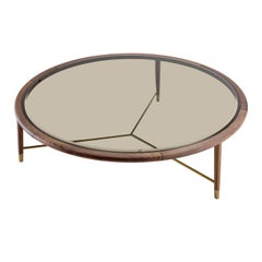 Seline Large Round Coffee Table