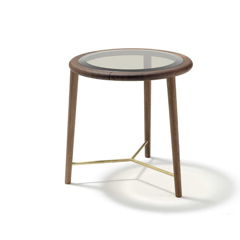 Small Round Coffee Table.Seline Small Round Side Table