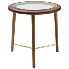 Seline Small Round Side Table