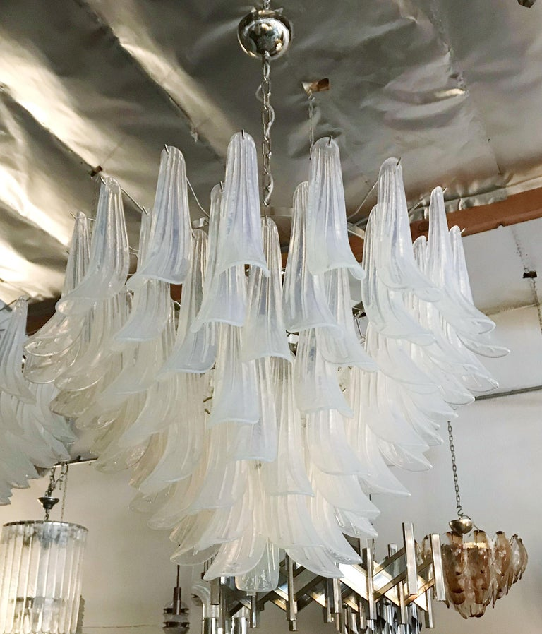 Mid-Century Modern Selle Chandelier by Fabio Ltd For Sale