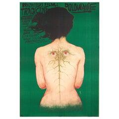 """""""Selva Tragica"""" 1967 Polish A1 Film Poster"""